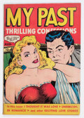 Golden Age (1938-1955):Romance, My Past #7 (Fox Features Syndicate, 1949) Condition: VG+....