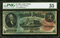 Large Size:Legal Tender Notes, Fr. 42 $2 1869 Legal Tender PMG Choice Very Fine 35.. ...