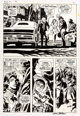 Gene Colan and Sal Buscema Our Love Story #4 Story Page 4 Original Art (Marvel Comics, 1970)