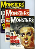 Magazines:Horror, Famous Monsters of Filmland Silver Age Group (Warren, 1962-65) Condition: Average GD/VG.... (Total: 14 Comic Books)