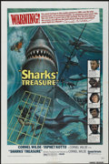 "Movie Posters:Adventure, Sharks' Treasure Lot (United Artists, 1975). One Sheets (2) (27"" X41""). Adventure. ... (Total: 2 Items)"
