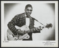 """Movie Posters:Rock and Roll, Bo Diddley Photo Still Lot (Various, 1950s). Stills (5) (8"""" X 10"""").Rock and Roll.... (Total: 5 Items)"""