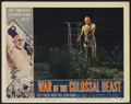 """Movie Posters:Science Fiction, War of the Colossal Beast (American International, 1958). LobbyCard (11"""" X 14""""). Science Fiction. ..."""