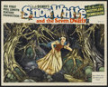 "Movie Posters:Animated, Snow White and the Seven Dwarfs (RKO, 1937). Lobby Card (11"" X 14""). Animated. ..."