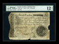 Colonial Notes:South Carolina, South Carolina June 1, 1775 £50 PMG Fine Net 12....