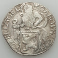 Netherlands:Gelderland, Netherlands: Gelderland. Provincial Lion Daalder 1644 About XF -Surface Hairlines,...