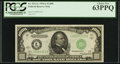 Small Size:Federal Reserve Notes, Fr. 2212-L $1,000 1934A Federal Reserve Note. PCGS Choice New 63PPQ.. ...