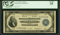 Fr. 764 $2 1918 Federal Reserve Bank Note PCGS Very Fine 35