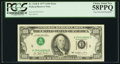Error Notes:Inverted Third Printings, Fr. 2168-E $100 1977 Federal Reserve Note. PCGS Choice About New58PPQ.. ...