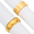 Estate Jewelry:Rings, Gold Rings . ... (Total: 2 Items)