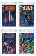 Modern Age (1980-Present):Science Fiction, Star Wars: Another Universe Holofoil #1-6 CBCS Graded Group (DarkHorse, 1998-99).... (Total: 6 Comic Books)