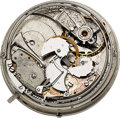 Timepieces:Pocket (pre 1900) , Elgin 16 Size Movement With Terstegen's Patented RepeatingAttachment. ...