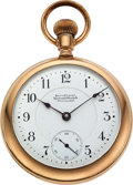 "Timepieces:Pocket (pre 1900) , Ball 17 Jewels ""Ball's Standard Railroad Watch Co."". ..."