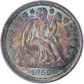 Seated Dimes, 1859-O 10C MS66 PCGS....