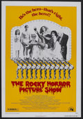 "Movie Posters:Musical, The Rocky Horror Picture Show (20th Century Fox, 1975). One Sheet (27"" X 41"") Style B. Musical. Starring Tim Curry, Susan Sa..."