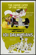 """Movie Posters:Animated, 101 Dalmatians (Buena Vista, R-1979). One Sheet (27"""" X 41"""").Animated...."""