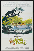 "Movie Posters:Animated, The Jungle Book Lot (Buena Vista, R-1978). One Sheets (2) (27"" X41""). Animated.. ... (Total: 2 Items)"