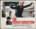 "Movie Posters:Academy Award Winner, The French Connection (20th Century Fox, 1971). Half Sheet (22"" X28""). Academy Award Winner. ..."
