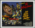 "Movie Posters:Rock and Roll, Let's Spend the Night Together (Columbia, 1983). Half Sheet (22"" X28""). Rock and Roll. ..."