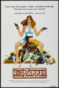 "Movie Posters:Adventure, Big Zapper (Levitt-Pickman, 1973). One Sheet (27"" X 41"").Adventure...."