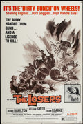 "Movie Posters:Action, The Losers (Fanfare, 1970). Poster (40"" X 60""). Action...."