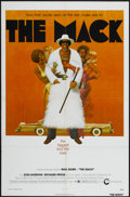 "Movie Posters:Blaxploitation, The Mack (Cinerama Releasing, 1973). One Sheet (27"" X 41"").Blaxploitation. ..."