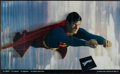 "Movie Posters:Action, Superman the Movie (Warner Brothers, 1978). Soundtrack Poster (36""X 60""). Action. ..."