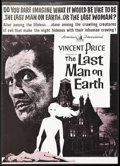Movie Posters:Science Fiction, The Last Man on Earth (American International, 1964). Pressbook(Multiple Pages). Science Fiction. ... (Total: 2 Items)