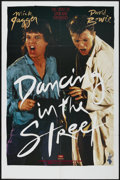 "Movie Posters:Rock and Roll, Dancing in the Street (Music Motions, 1985). One Sheet (27"" X 41"").Rock and Roll. ..."