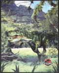 "Movie Posters:Horror, Jurassic Park II: The Lost World (Universal, 1997). Lenticular Lobby Card (11"" X 14""). Horror. ..."