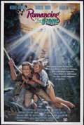 "Movie Posters:Adventure, Romancing the Stone (20th Century Fox, 1984). Poster (40"" X 60""). Adventure. ..."