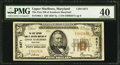 National Bank Notes:Maryland, Upper Marlboro, MD - $50 1929 Ty. 1 The First NB of SouthernMaryland Ch. # 5471. ...