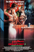 """Movie Posters:Horror, A Nightmare on Elm Street 2: Freddy's Revenge & Others Lot (New Line, 1985). One Sheets (2) (27"""" X 41""""). Horror.. ... (Total: 2 Items)"""