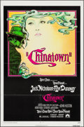 """Movie Posters:Mystery, Chinatown (Paramount, 1974). One Sheet (27"""" X 41""""). Jim Pearsall Artwork. Mystery.. ..."""