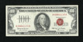 Small Size:Legal Tender Notes, Fr. 1550 $100 1966 Legal Tender Note. Choice About Uncirculated.. ...