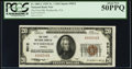 National Bank Notes:Virginia, Wytheville, VA - $20 1929 Ty. 1 The First NB Ch. # 9012. ...