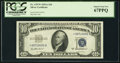 Small Size:Silver Certificates, Fr. 1707* $10 1953A Silver Certificate. PCGS Superb Gem New 67PPQ.. ...