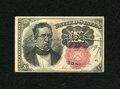 Fractional Currency:Fifth Issue, Fr. 1266 10c Fifth Issue with Morgan Courtesy Autograph ExtremelyFine-About New....