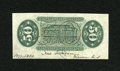Fractional Currency:Third Issue, Fr. 1331SP 50c Third Issue Spinner with Gilfillan Courtesy Autograph Very Choice New....