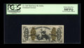 Fractional Currency:Third Issue, Fr. 1369 50c Third Issue Justice PCGS Choice About New 58PPQ....