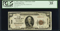 National Bank Notes:Pennsylvania, Tionesta, PA - $100 1929 Ty. 1 The Forest County NB Ch. # 5038. ...