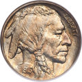 Proof Buffalo Nickels, 1913 5C Type Two PR66 NGC. CAC....
