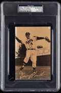 Autographs:Sports Cards, Signed 1954-56 Spic and Span Danny O'Connell PSA/DNA Authentic....