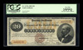 Large Size:Gold Certificates, Fr. 1175a $20 1882 Gold Certificate PCGS Very Fine 25PPQ....