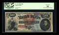 Large Size:Legal Tender Notes, Fr. 151 $50 1869 Legal Tender PCGS Very Fine 30....