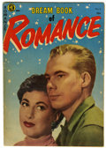 Golden Age (1938-1955):Romance, Dream Book of Romance #5 (Magazine Enterprises, 1954) Condition:VG/FN....