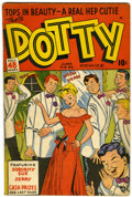 Golden Age (1938-1955):Romance, Dotty #35 (Ace, 1948) Condition: VG....