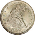 Twenty Cent Pieces, 1875-S 20C MS67 NGC....