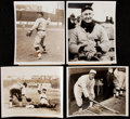 Baseball Collectibles:Photos, Ty Cobb Type II Photographs Lot of 8....