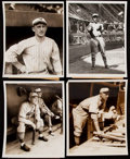 Baseball Collectibles:Photos, Frankie Frisch Type II Photographs Lot of 12....